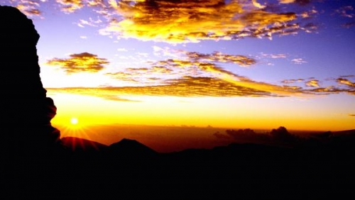 Haleakala Sunrise 45 minutes away.     Photo courtesy of   Jim Cazel photography